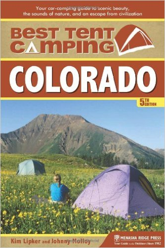 Best Tent Camping Colorado 5th