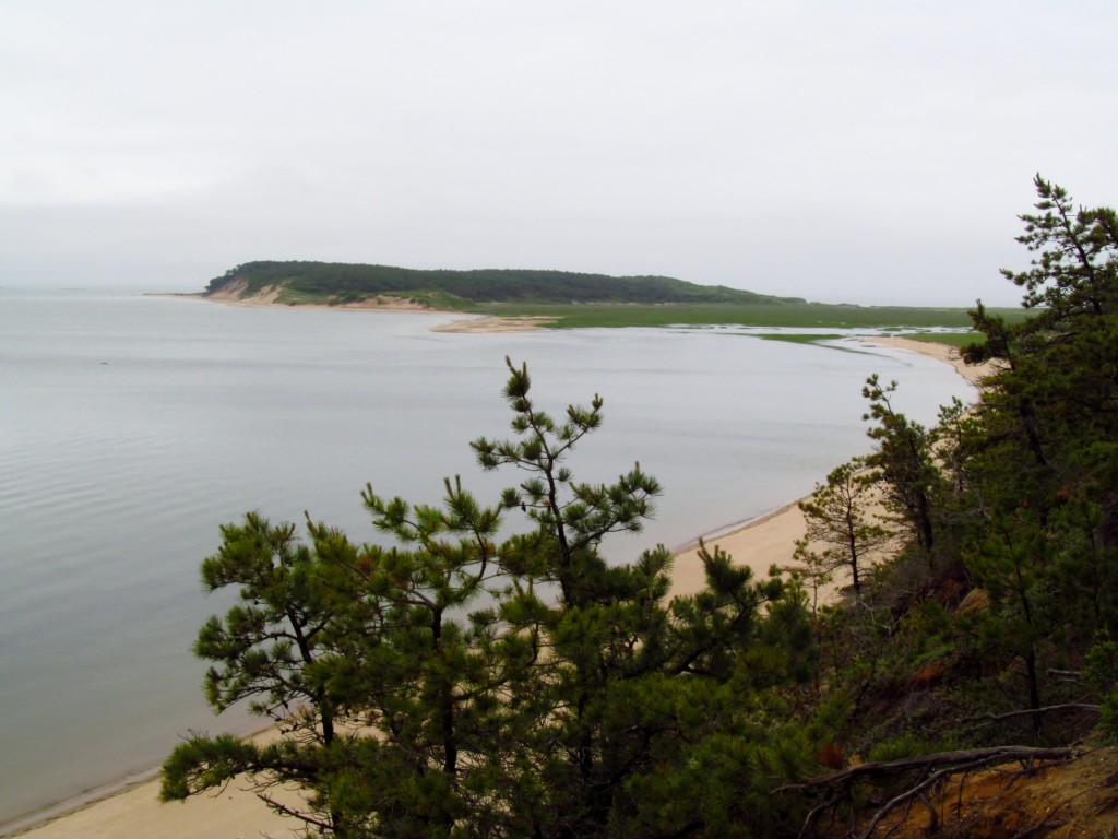 Great Island Trail at Massachusett's Cape Cod